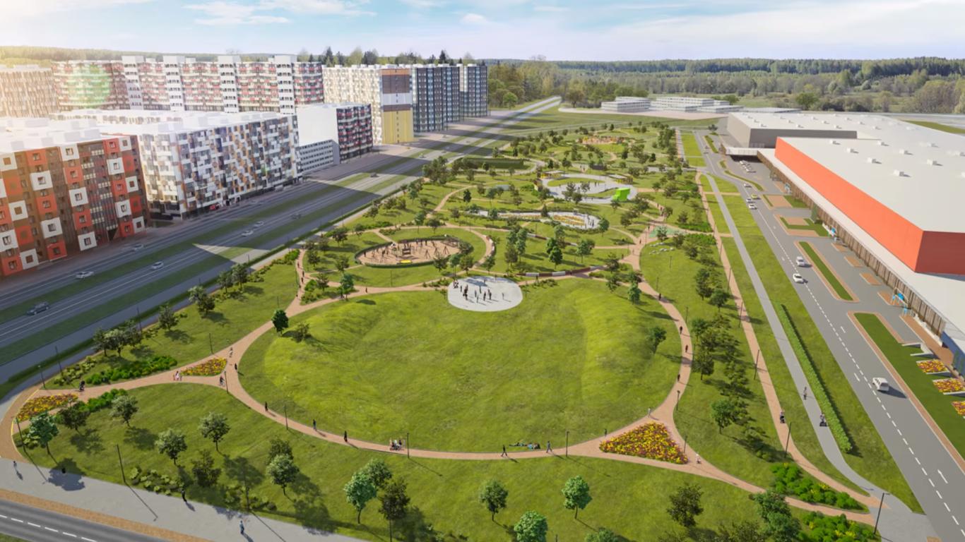 В Петербурге откроется мега-парк видео