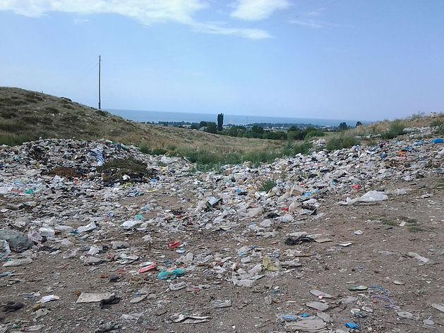 Иссык-Куль загрязняют