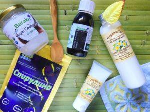самые полезные масла и тайская косметика
