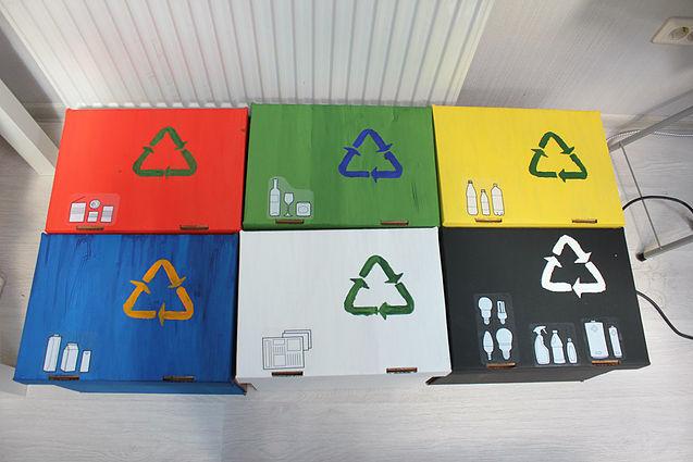 раздельный сбор отходов в России