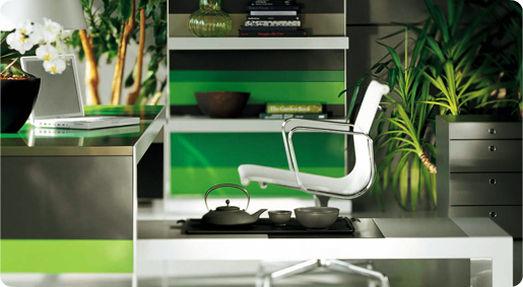 экологичный офис