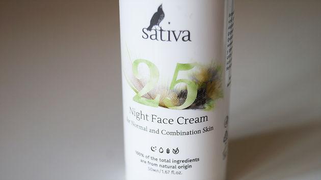 косметика Sativa отзыв и обзор экоблогера
