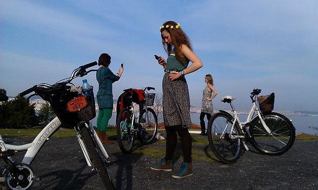 правила езды на велосипеде в городе
