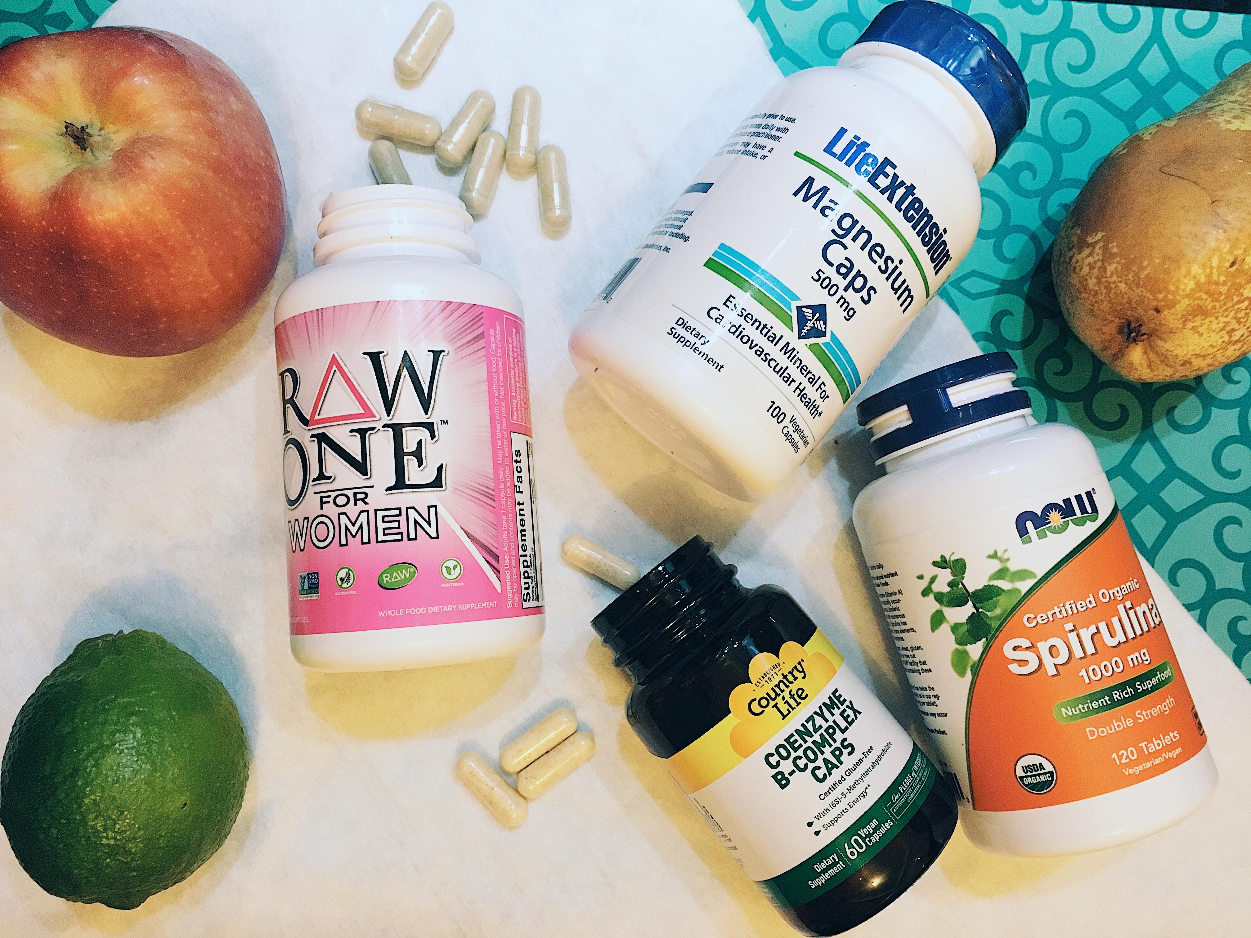 самые эффективные витамины