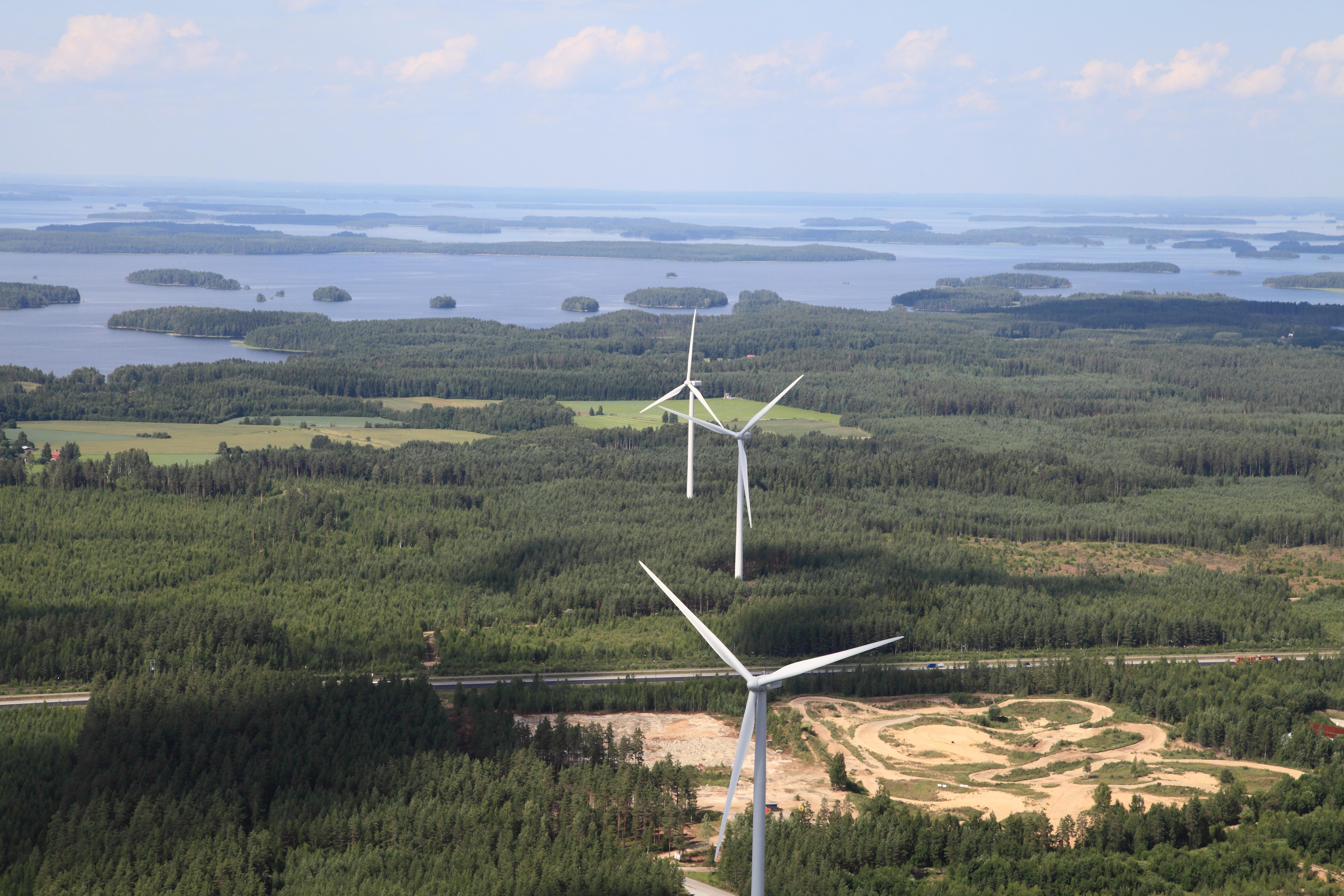 экология в Финляндии